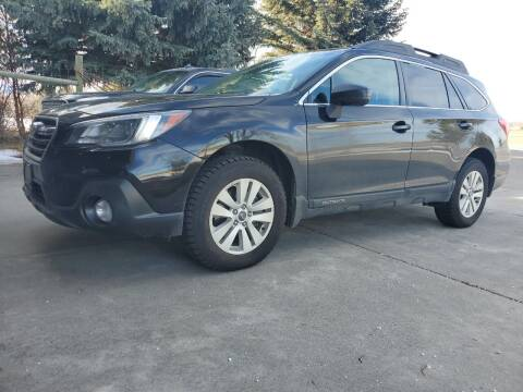 2018 Subaru Outback for sale at Revolution Auto Group in Idaho Falls ID