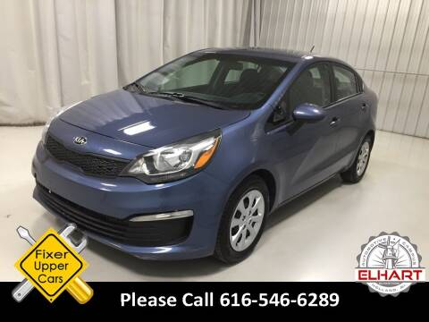 2016 Kia Rio for sale at Elhart Automotive Campus in Holland MI
