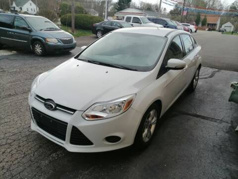 2013 Ford Focus for sale at KRIS RADIO QUALITY KARS INC in Mansfield OH