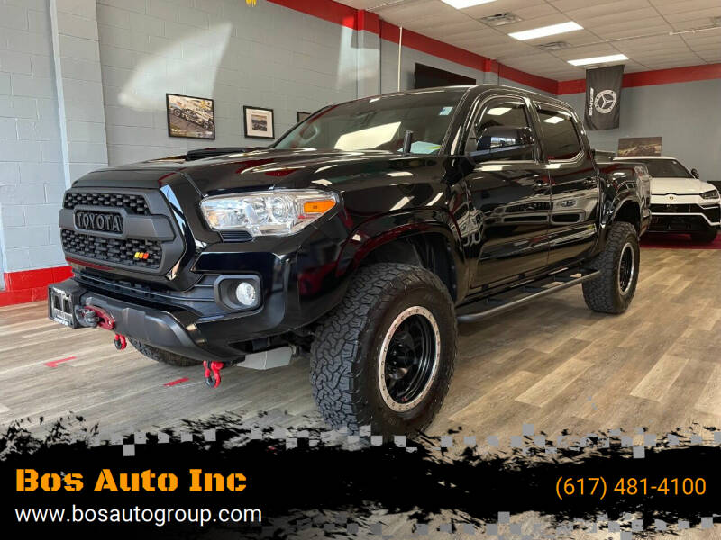 2020 Toyota Tacoma for sale at Bos Auto Inc in Quincy MA