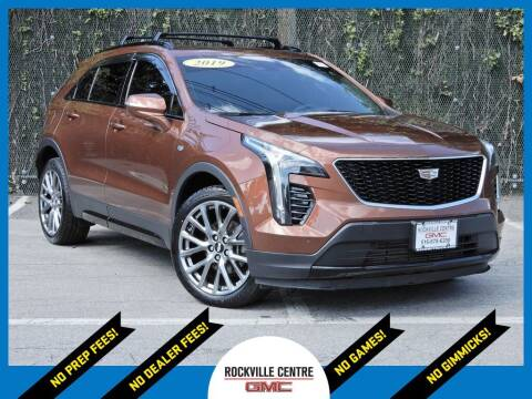 2019 Cadillac XT4 for sale at Rockville Centre GMC in Rockville Centre NY