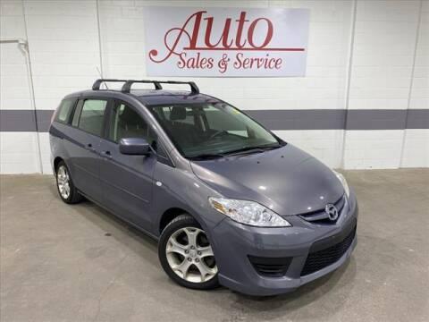 2009 Mazda MAZDA5 for sale at Auto Sales & Service Wholesale in Indianapolis IN