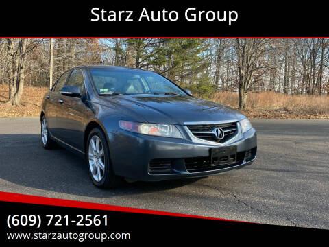 2004 Acura TSX for sale at Starz Auto Group in Delran NJ