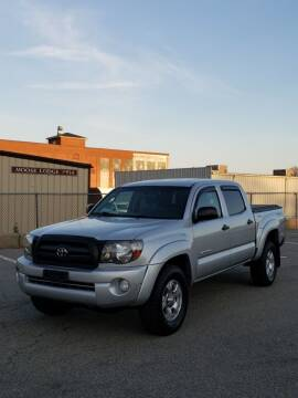 2007 Toyota Tacoma for sale at iDrive in New Bedford MA
