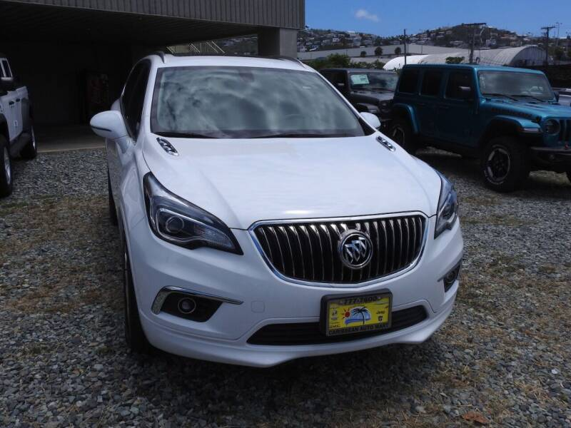 2018 Buick Envision for sale at Caribbean Auto Mart in St Thomas VI