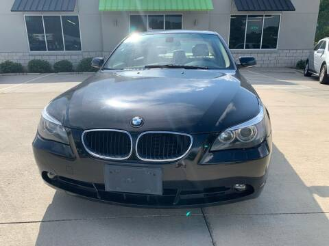 2006 BMW 5 Series for sale at Cross Motor Group in Rock Hill SC