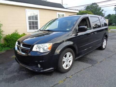 2013 Dodge Grand Caravan for sale at Liberty Motors in Chesapeake VA