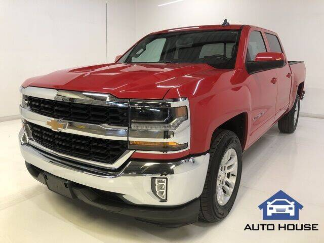 2017 Chevrolet Silverado 1500 for sale at Auto House Phoenix in Peoria AZ