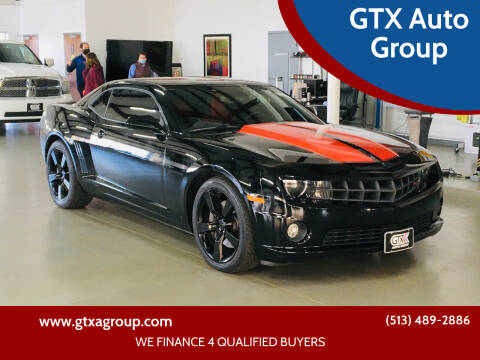 2010 Chevrolet Camaro for sale at GTX Auto Group in West Chester OH
