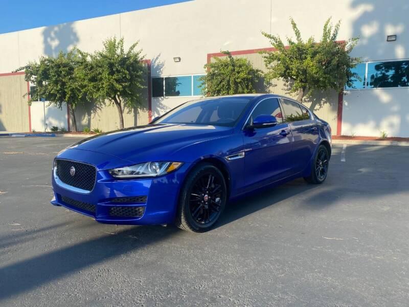 2018 Jaguar XE for sale at Ideal Autosales in El Cajon CA