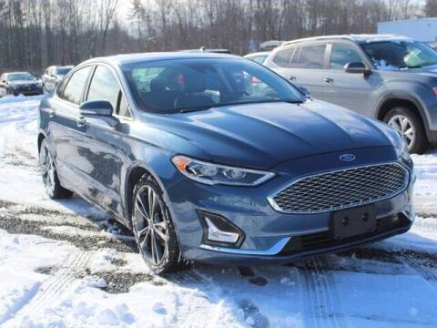 2019 Ford Fusion for sale at Street Track n Trail - Vehicles in Conneaut Lake PA