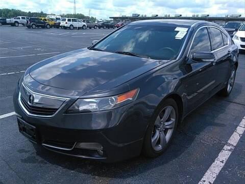 2013 Acura TL for sale at CARMANIA LLC in Chesapeake VA