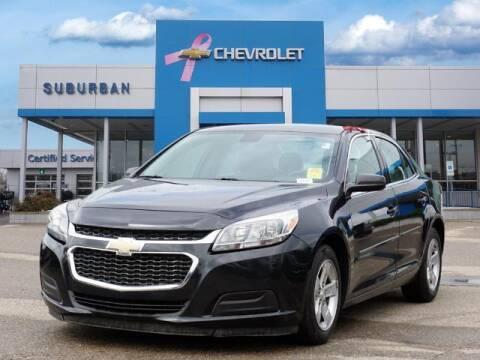 2014 Chevrolet Malibu for sale at Suburban Chevrolet of Ann Arbor in Ann Arbor MI