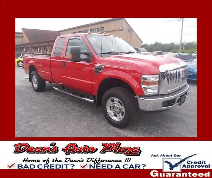 2008 Ford F-250 Super Duty for sale at Dean's Auto Plaza in Hanover PA