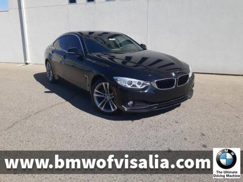 2015 BMW 4 Series for sale at BMW OF VISALIA in Visalia CA