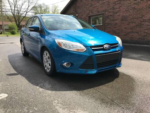 2012 Ford Focus for sale at King Louis Auto Sales in Louisville KY