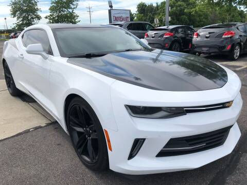 2017 Chevrolet Camaro for sale at DriveSmart Auto Sales in West Chester OH