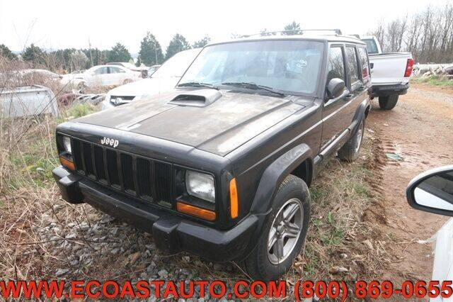 2000 Jeep Cherokee for sale at East Coast Auto Source Inc. in Bedford VA