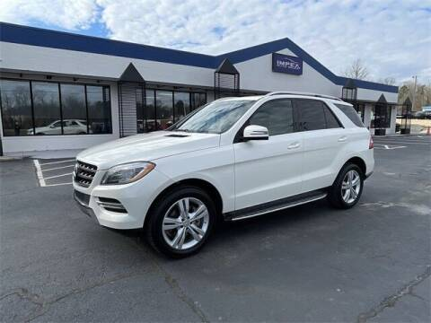 2013 Mercedes-Benz M-Class for sale at Impex Auto Sales in Greensboro NC