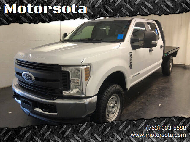 2018 Ford F-250 Super Duty for sale at Motorsota in Becker MN