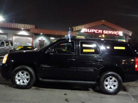2014 GMC Yukon for sale at Super Service Used Cars in Milwaukee WI