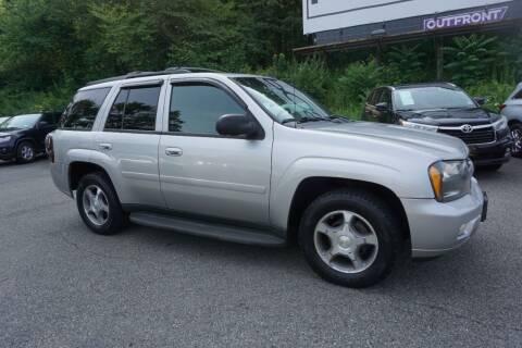 2008 Chevrolet TrailBlazer for sale at Bloom Auto in Ledgewood NJ
