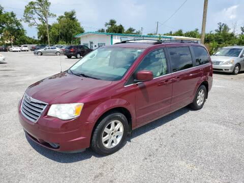 2008 Chrysler Town and Country for sale at Jamrock Auto Sales of Panama City in Panama City FL