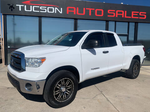 2012 Toyota Tundra for sale at Tucson Auto Sales in Tucson AZ