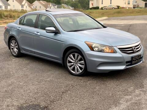 2011 Honda Accord for sale at XCELERATION AUTO SALES in Chester VA
