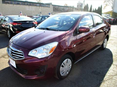 2019 Mitsubishi Mirage G4 for sale at Exem United in Plainfield NJ