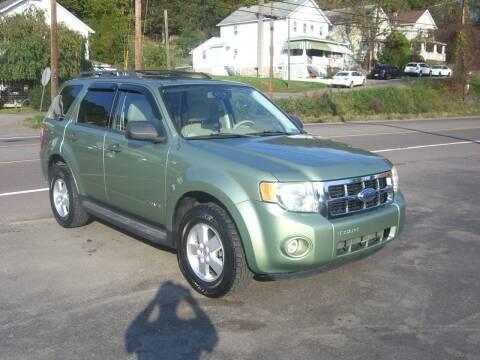 2008 Ford Escape for sale at AUTOTRAXX in Nanticoke PA