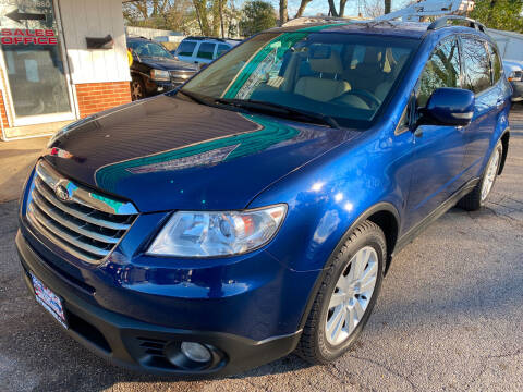 2011 Subaru Tribeca for sale at New Wheels in Glendale Heights IL