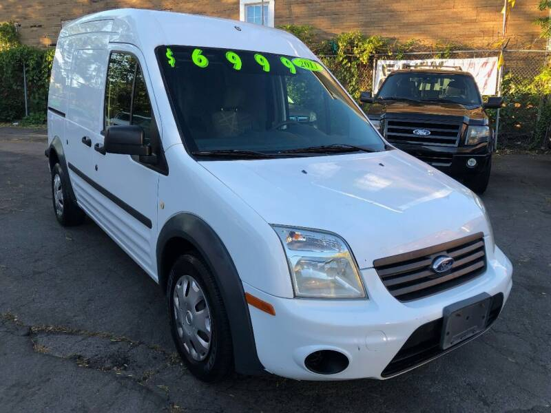 2011 Ford Transit Connect for sale at James Motor Cars in Hartford CT