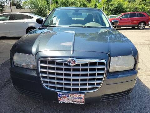 2008 Chrysler 300 for sale at New Wheels in Glendale Heights IL