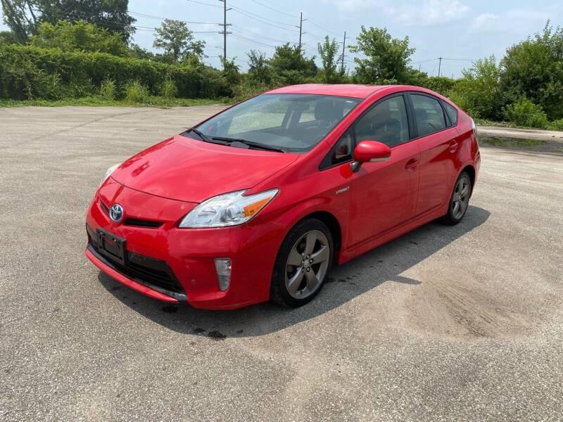 2015 Toyota Prius for sale at Mr. Auto in Hamilton OH