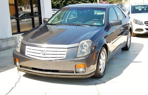 2007 Cadillac CTS for sale at Avi Auto Sales Inc in Magnolia NJ