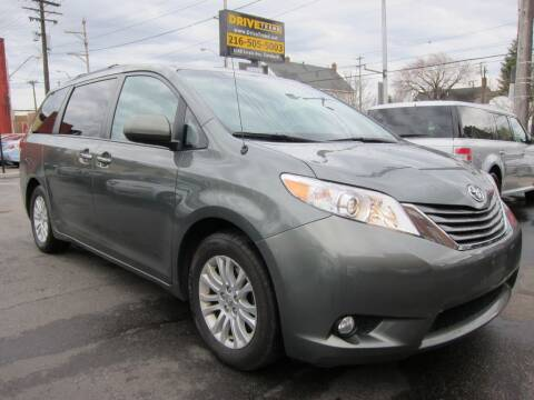 2014 Toyota Sienna for sale at DRIVE TREND in Cleveland OH