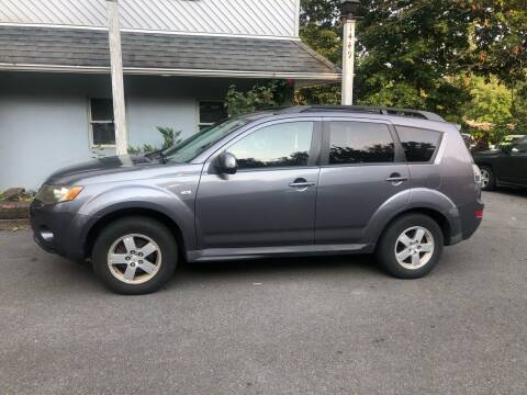 2009 Mitsubishi Outlander for sale at 22nd ST Motors in Quakertown PA