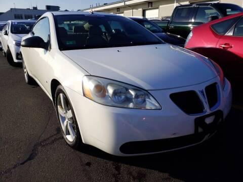 2008 Pontiac G6 for sale at Saratoga Motors in Gansevoort NY