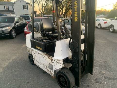 2000 Hyester 3STAGEFORKLIFT for sale at Virginia Auto Mall in Woodford VA