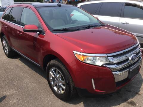 2013 Ford Edge for sale at eAutoDiscount in Buffalo NY