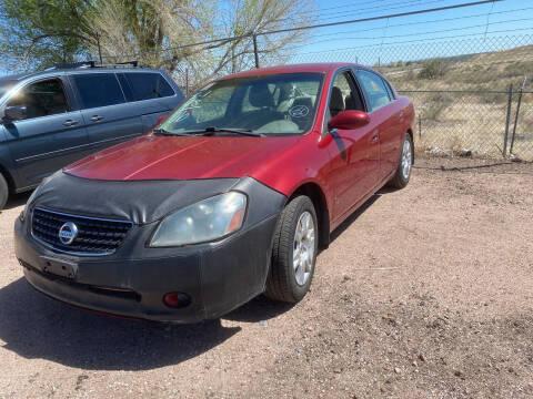 2006 Nissan Altima for sale at PYRAMID MOTORS - Pueblo Lot in Pueblo CO