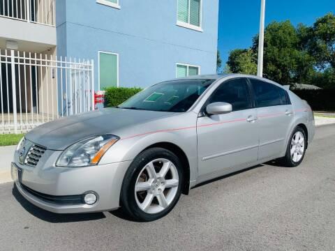 2004 Nissan Maxima for sale at LA Motors Miami in Miami FL