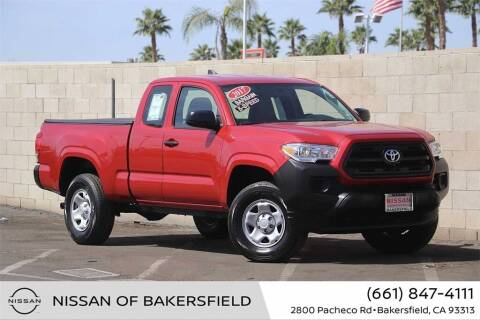 2017 Toyota Tacoma for sale at Nissan of Bakersfield in Bakersfield CA