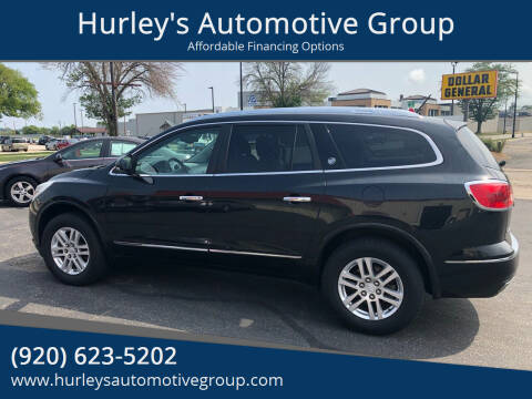 2014 Buick Enclave for sale at Hurley's Automotive Group in Columbus WI