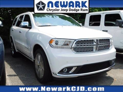 2020 Dodge Durango for sale at NEWARK CHRYSLER JEEP DODGE in Newark DE