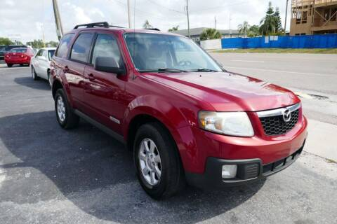 2008 Mazda Tribute for sale at J Linn Motors in Clearwater FL
