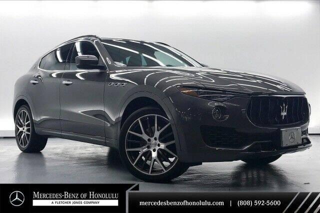 2017 Maserati Levante for sale in Honolulu, HI