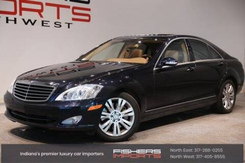 2009 Mercedes-Benz S-Class for sale at Fishers Imports in Fishers IN