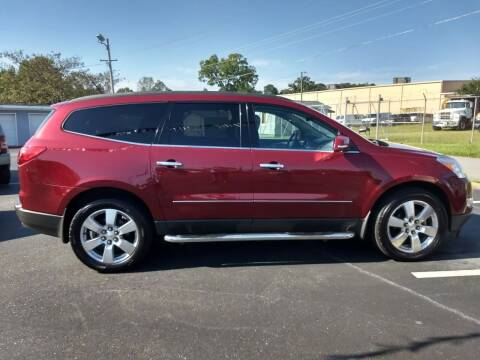 2010 Chevrolet Traverse for sale at Kenny's Auto Sales Inc. in Lowell NC